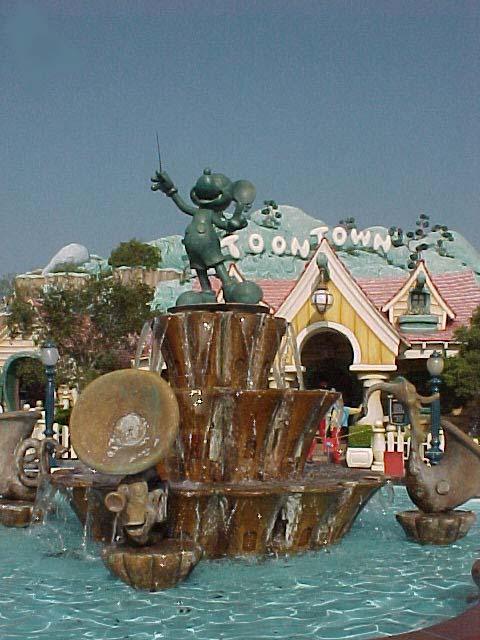 Magic Kingdom - Walt Disney World  Mtt_0410