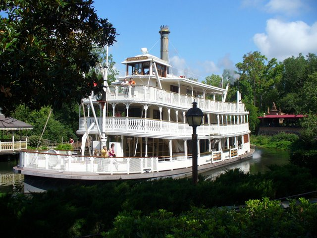 Magic Kingdom - Walt Disney World  P1020711