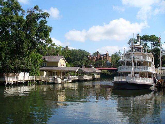 Magic Kingdom - Walt Disney World  P1020714
