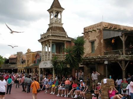 Magic Kingdom - Walt Disney World  P1616111
