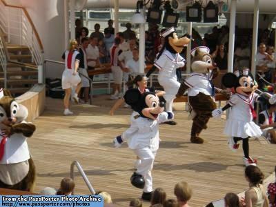 Disney Cruise Line,  Les Croisières  Disney P6210412