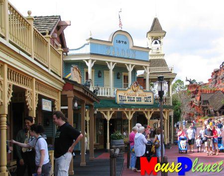 Magic Kingdom - Walt Disney World  Pbttic12