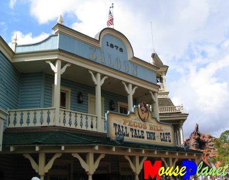 Magic Kingdom - Walt Disney World  Pbttic13