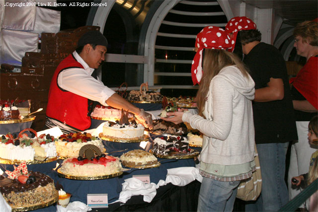 Disney Cruise Line,  Les Croisières  Disney Pirate10