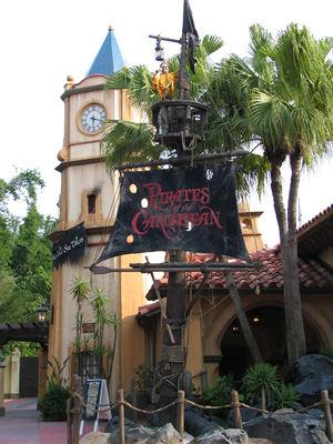 Magic Kingdom - Walt Disney World  Pirate13