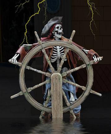 Magic Kingdom - Walt Disney World  Pirate16