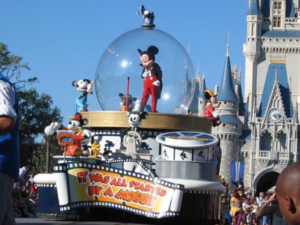 Magic Kingdom - Walt Disney World  Share_10