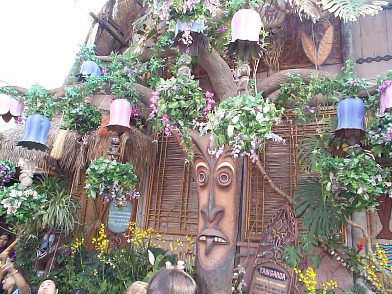 Magic Kingdom - Walt Disney World  Tiki_g11