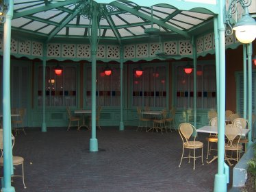 Magic Kingdom - Walt Disney World  Tortug10
