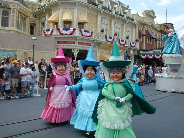 Magic Kingdom - Walt Disney World  True-p10