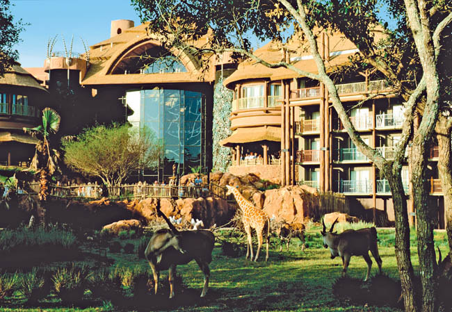 Disney's Animal Kingdom à Walt Disney World Resort Usa_or10