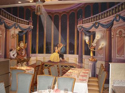 Disney Cruise Line,  Les Croisières  Disney Wall_p10