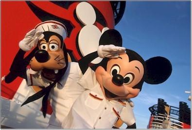 Disney Cruise Line,  Les Croisières  Disney Wdw-cr11