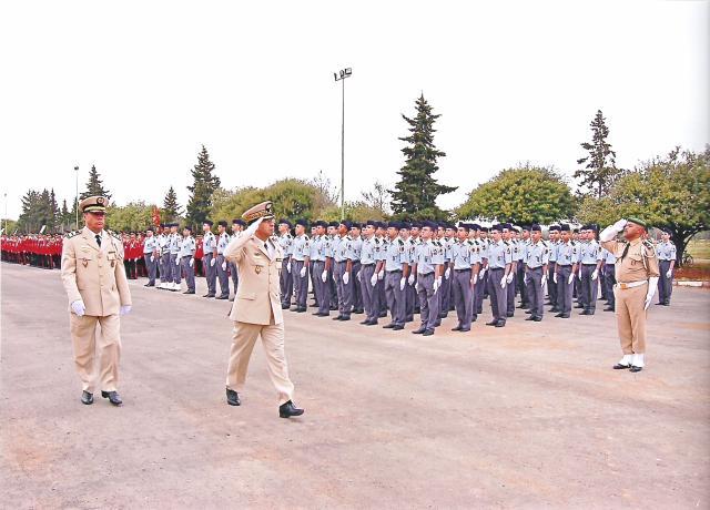 المؤسسات والمعاهد الجامعية ذات التكوين العسكري  97774010