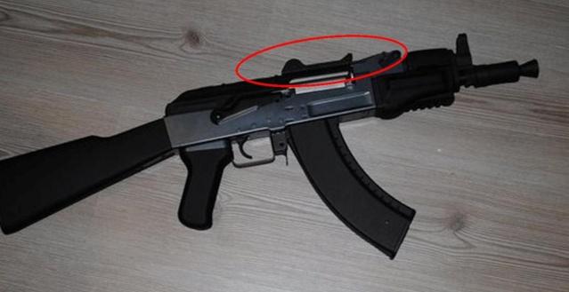 Raile AKK7 spesnaz Ak10