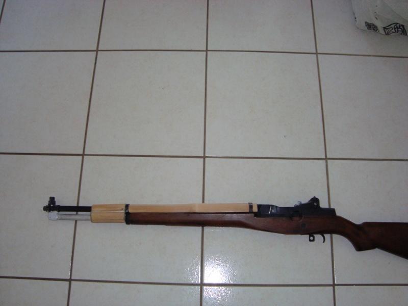 M14 conversion M1 garand Home made Dsc00546