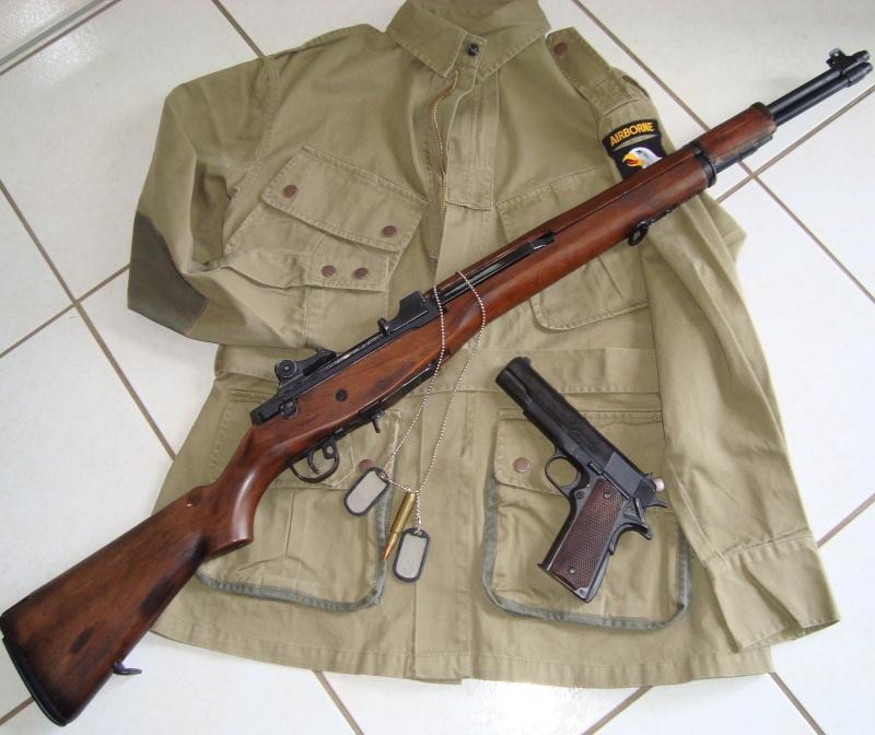 M14 conversion M1 garand Home made Dsc00642