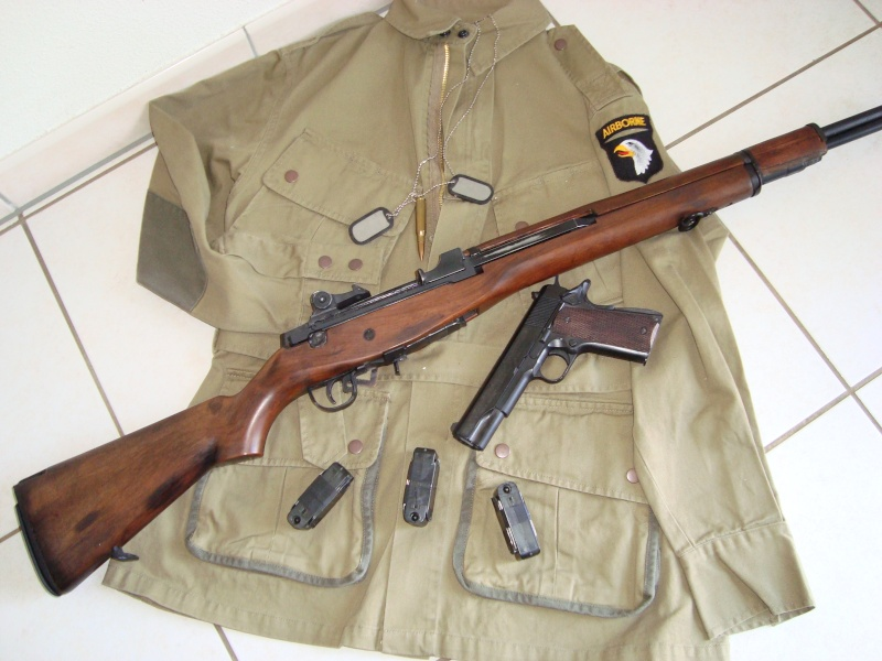 M14 conversion M1 garand Home made Dsc00646