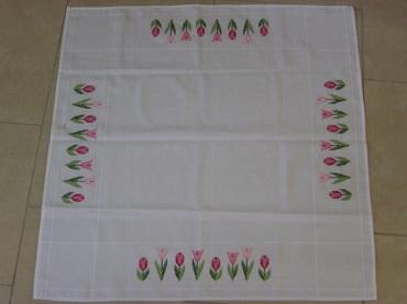 Nappe aux tulipes Bild1811