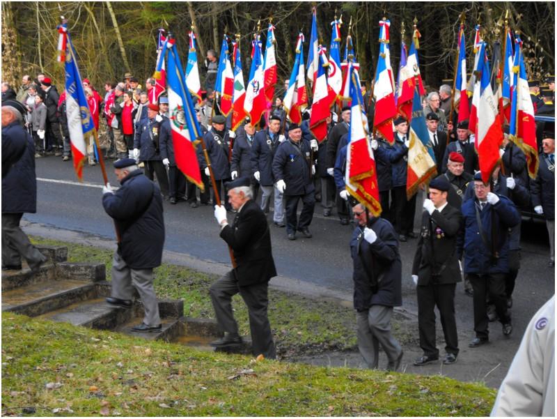 cérémonie bois des Caures Dscf2635