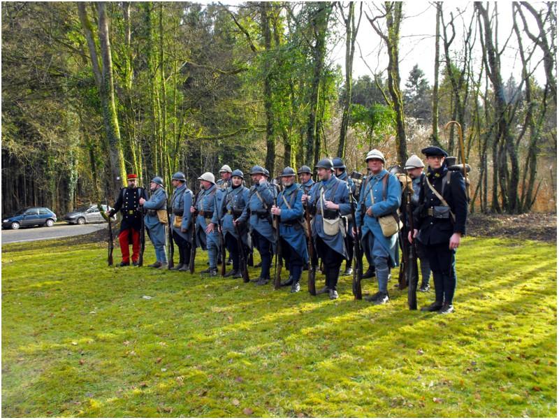 cérémonie bois des Caures Dscf2636