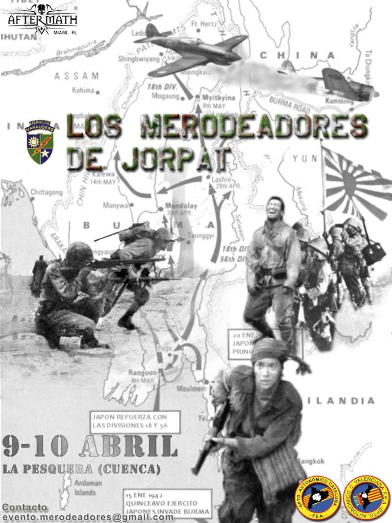 LOS MERODEADORES DE JORPAT Poster10