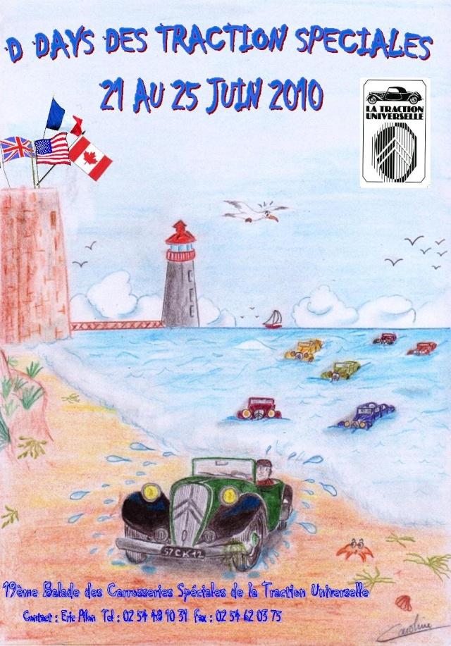 Tour de Normandie de véhicules historiques... 2010no10