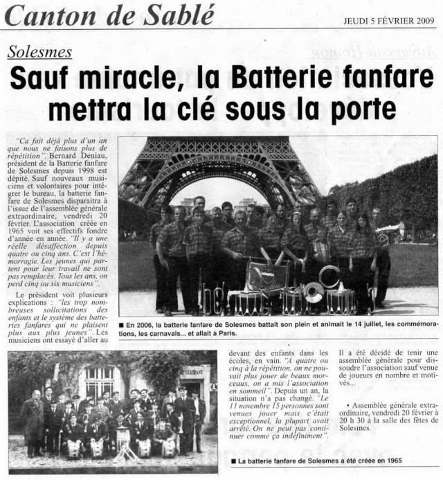 Arrét de la bf de Solesmes (72) Carte_11