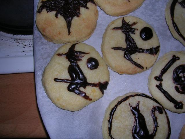 Sablés d'halloween - Page 5 Dscn7611