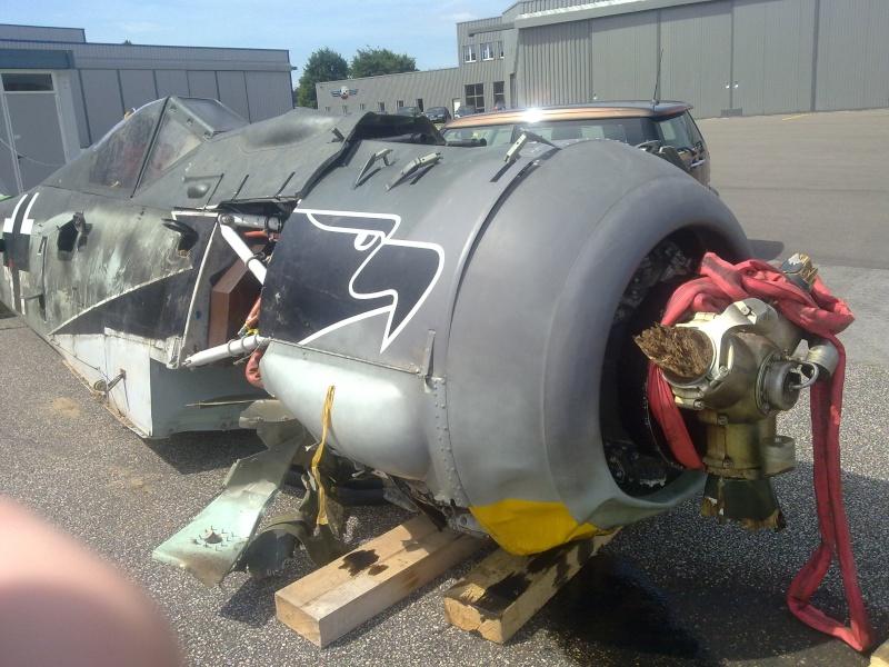 Des nouvelles du FW190 de Darois 23062014