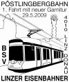 Sonderpostamt der Pöstlingbergbahn 100_2910