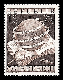 Tag der Briefmarke 195310