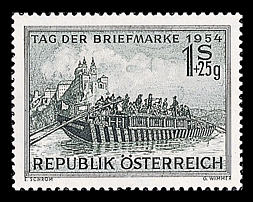 Tag der Briefmarke 195411