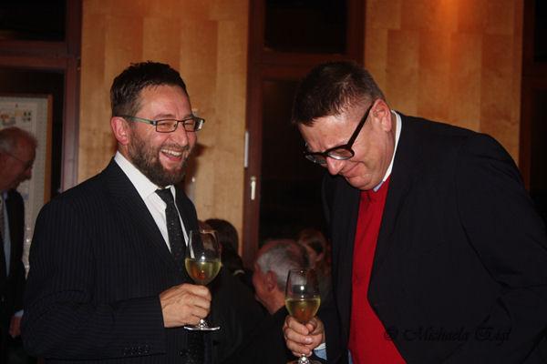 Weintaufe des Philatelistenweines in Langenlois 2010 1asdd10