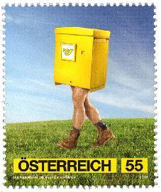 Post-Werbekampagne 2010 21030010