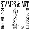 Stamps & Art 2009 66_95011