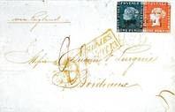 Mauritius-Brief kommt nach Essen Maurit10
