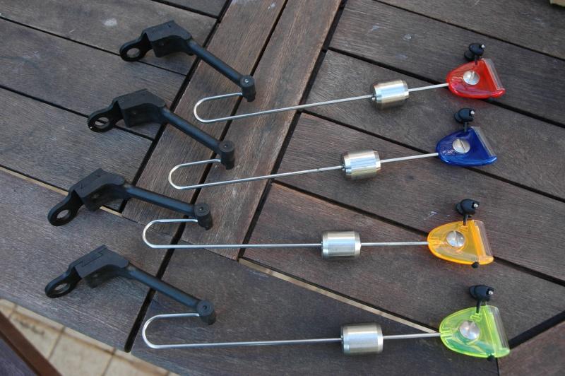 Vends 4 swingers MKII Fox (rouge, bleu, jaune, orange)+photos... Dsc_4412