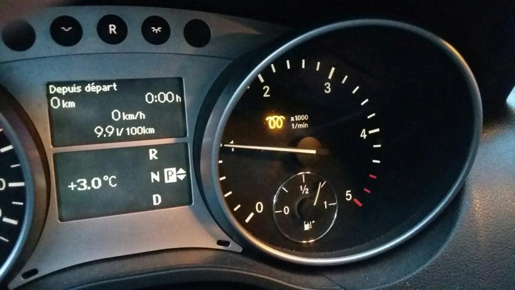 Voyant Prechauffage Qui S Allume Classe Ml W164 Forum Mercedes Com
