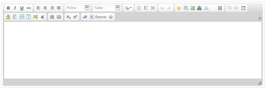 Novo editor WYSIWYG, novos widgets e mais 08-04-14