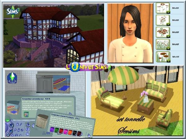 [Site Sims1, 2, 3]  L'UniverSims - Page 5 Montag19