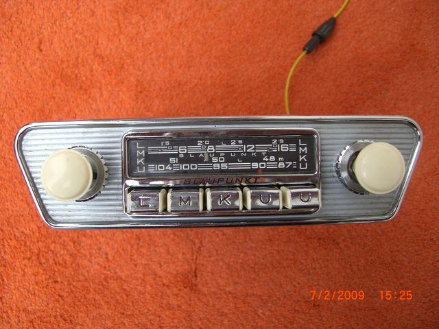 facades Autoradio low light et début 60 07022012