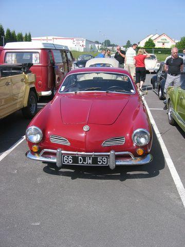 1er Clair de VW à Maubeuge [59] les photos Maubeu17