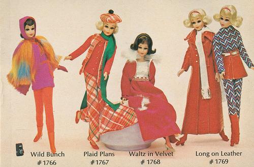 Francie, la cousine Mod de Barbie 38597010