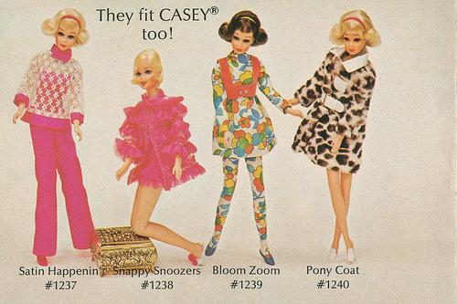 Francie, la cousine Mod de Barbie 38597011