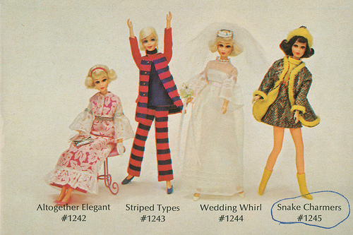 Francie, la cousine Mod de Barbie 38604810