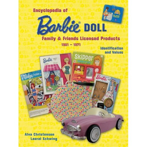 Encyclopedia of Barbie Doll & Family Licensed Products 51czdn10