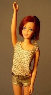 Francie, la cousine Mod de Barbie Casey10