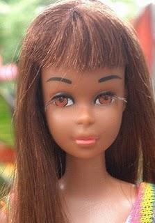Francie, la cousine Mod de Barbie Franci11