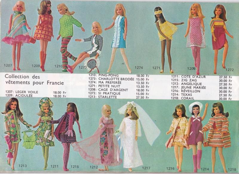 Francie, la cousine Mod de Barbie Jr_68-10